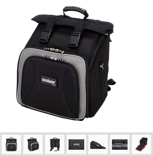 Soundwear Performer Accordion 48 Bass