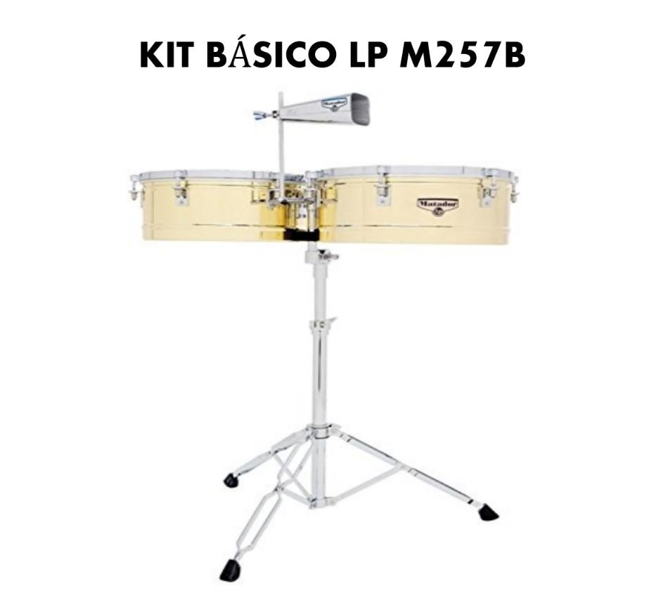 kit básico timbal
