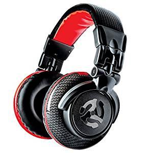 Numark Red Wave Carbon – Auriculares de DJ Ligeros