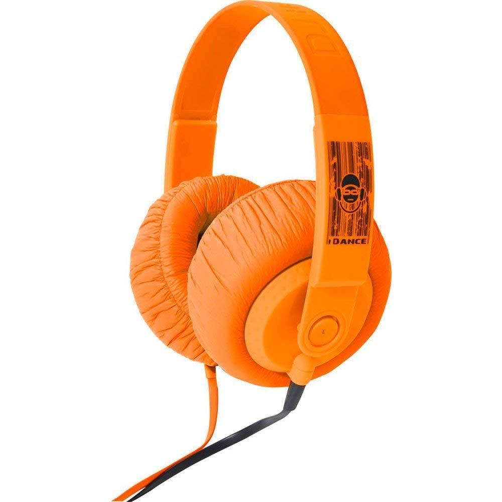 iDance SDJ Pro DJ - Auriculares de diadema para DJ