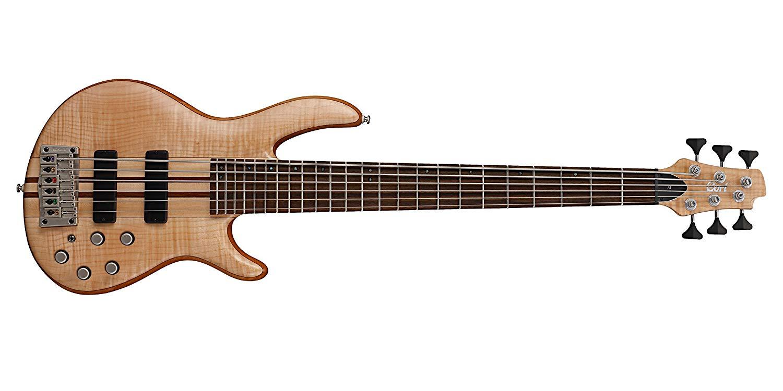 Bajo Cort de 6 cuerdas para bajistas profesionales