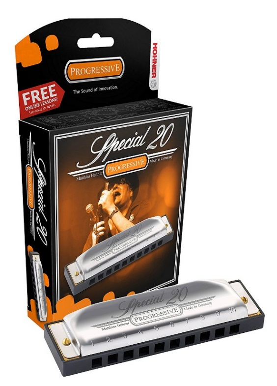 Hohner Harmonica Marine Band Special