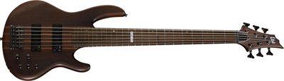 ESP LTD D-6 Natural Satin bajo eléctrico para bajistas profesionales