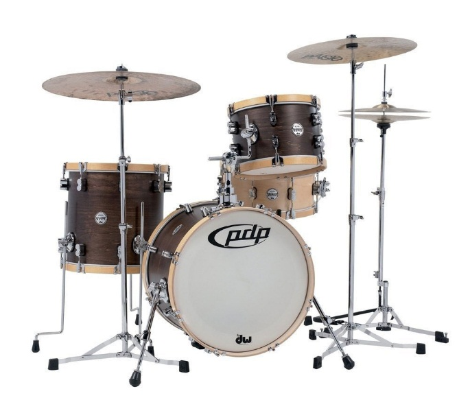 PDP By Dw Bateria Concept Classic Wood