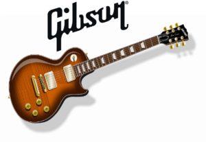 Las mejores guitarras eléctricas Gibson sólidas