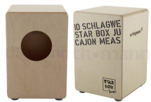 Fotografía Schlagwerk CP400 SB Cajon Star Box Junior