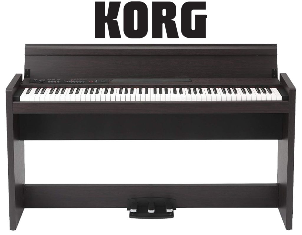 Los mejores pianos digitales Korg