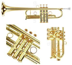 Las mejores trompetas Carol Brass