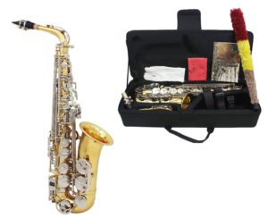 Los mejores Saxofones Alto ammoon LADE Eb