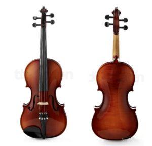 Los mejores violines Roth & Junius Europe 4/4 Student Violin Set