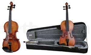 Los mejores violines Thomann Student Violinset 4-4