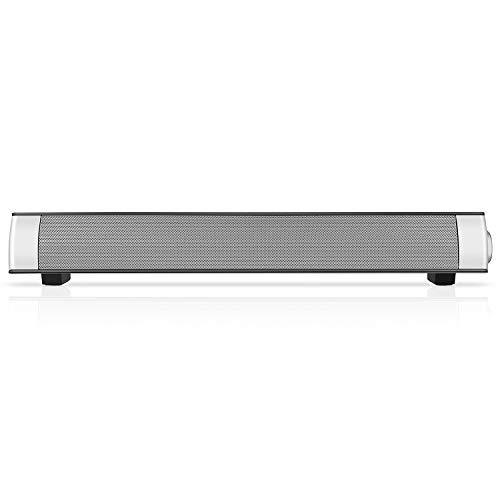Bingxue barra de sonido Bluetooth blanco