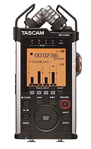 Grabadora Tascam DR-44WL - Wifi