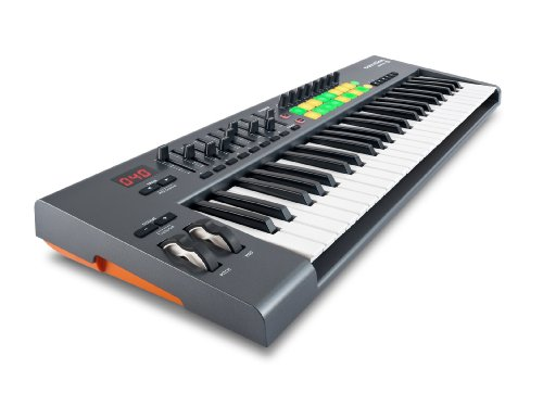 Teclado LaunchKey 49 mkII de Novation
