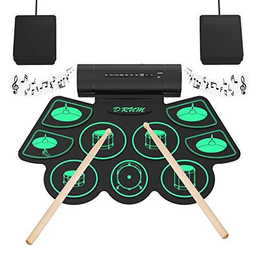 bateria para niñosup tambor