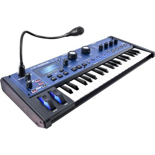 Mininova sintetizador con 37 teclas